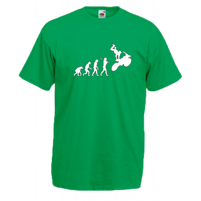 Revolution Freestyle Motocross T-Shirt with print