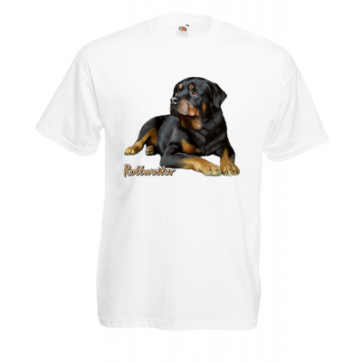 Rottweiler T-Shirt with print