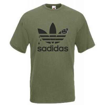 Sadidas T-Shirt with print