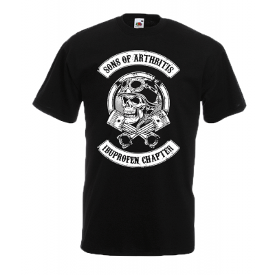 Sons Of Arthritis T-Shirt with print