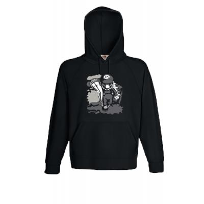SuperMario Hooded Sweatshirt  with print