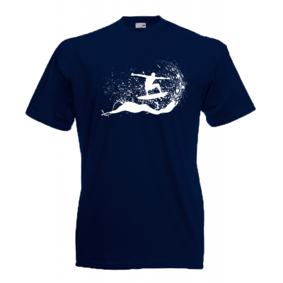Surfing T-Shirt with print