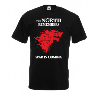 The North Remembers T-Shirt with print
