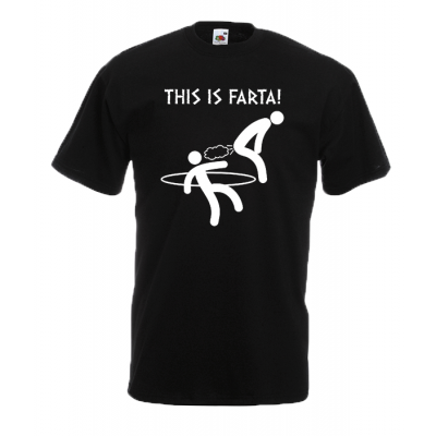 This Is Farta T-Shirt with print