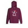 Tik Tok 1 Hooded Sweatshirt with print