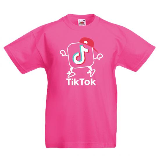 Tik Tok 1 Kids T-Shirt with print