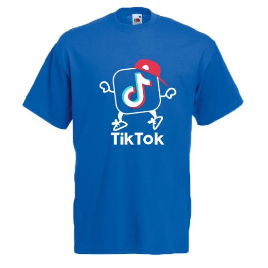 Tik Tok 1 T-Shirt with print
