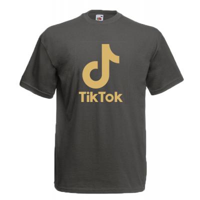 Tik Tok 3 T-Shirt with print