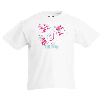 Tik Tok 5 Kids T-Shirt with print