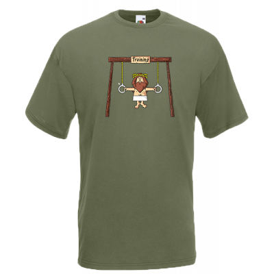 Training T-Shirt with print