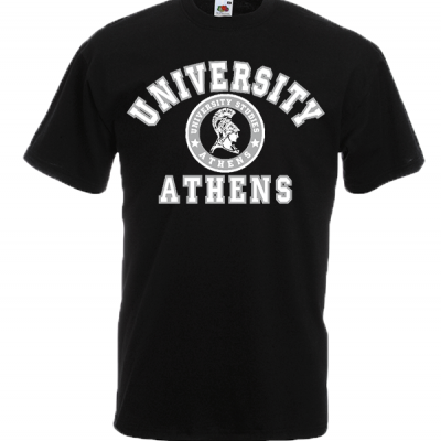 University of Athens T-Shirt with print