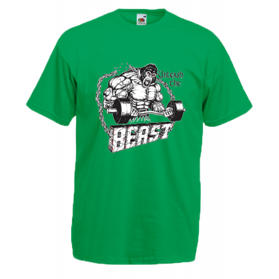 Unleash The Beast T-Shirt with print