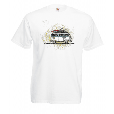 VW Camper T-Shirt with print