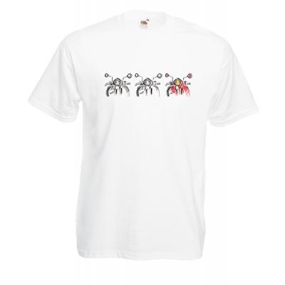 Vespa Light T-Shirt with print