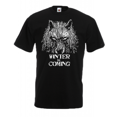 Winter Is Coming T-Shirt with print