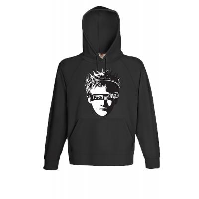 F@ck The King Sweatshirt with print